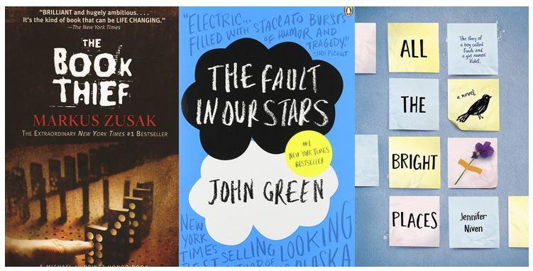 The 37 Best YA Books According To Ratings On Goodreads   YA