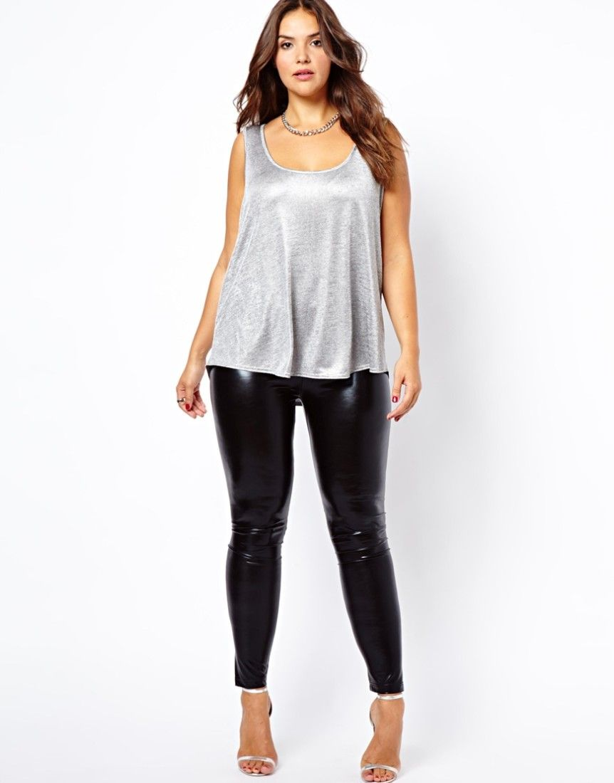 Best Leggings For Plus Size Women