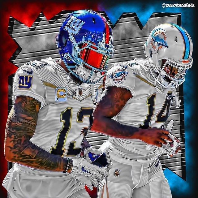 Image Result For Odell Beckham Jr Wallpaper Both Lsu And Nyg Odell Beckham Jr Wallpapers Beckham Jr Football