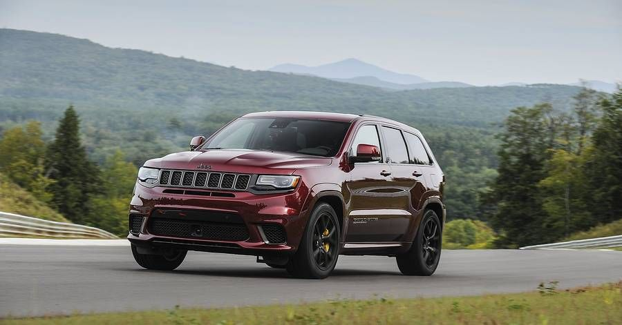 2018 Jeep Grand Cherokee Trackhawk The Most Powerful Suv Ever