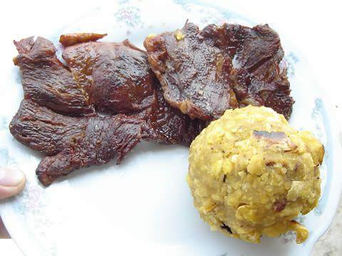 Tacacho con Cecina, comida típica de la selva peruana | Comida ...