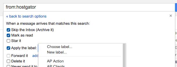 So erstellen Sie einen Filter in Google Mail und bereinigen Ihren Google Mail-Posteingang schnell