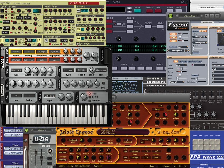 40 of the best free VST/AU plugins in the world today