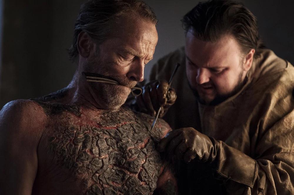 Stormborn Game Of Thrones Wiki Fandom Powered By Wikia King Robert Greyscale Jon Snow