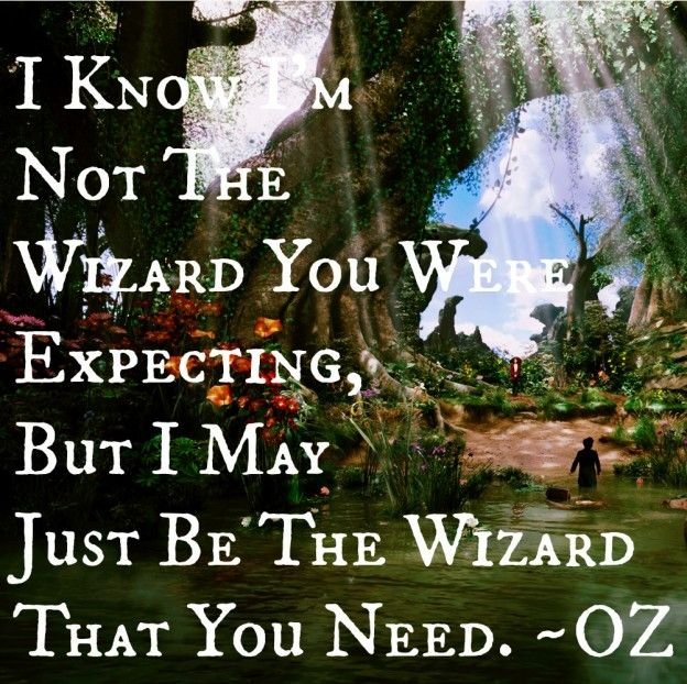 10 Inspiring Quotes From Disney\u002639;s Oz The Great And