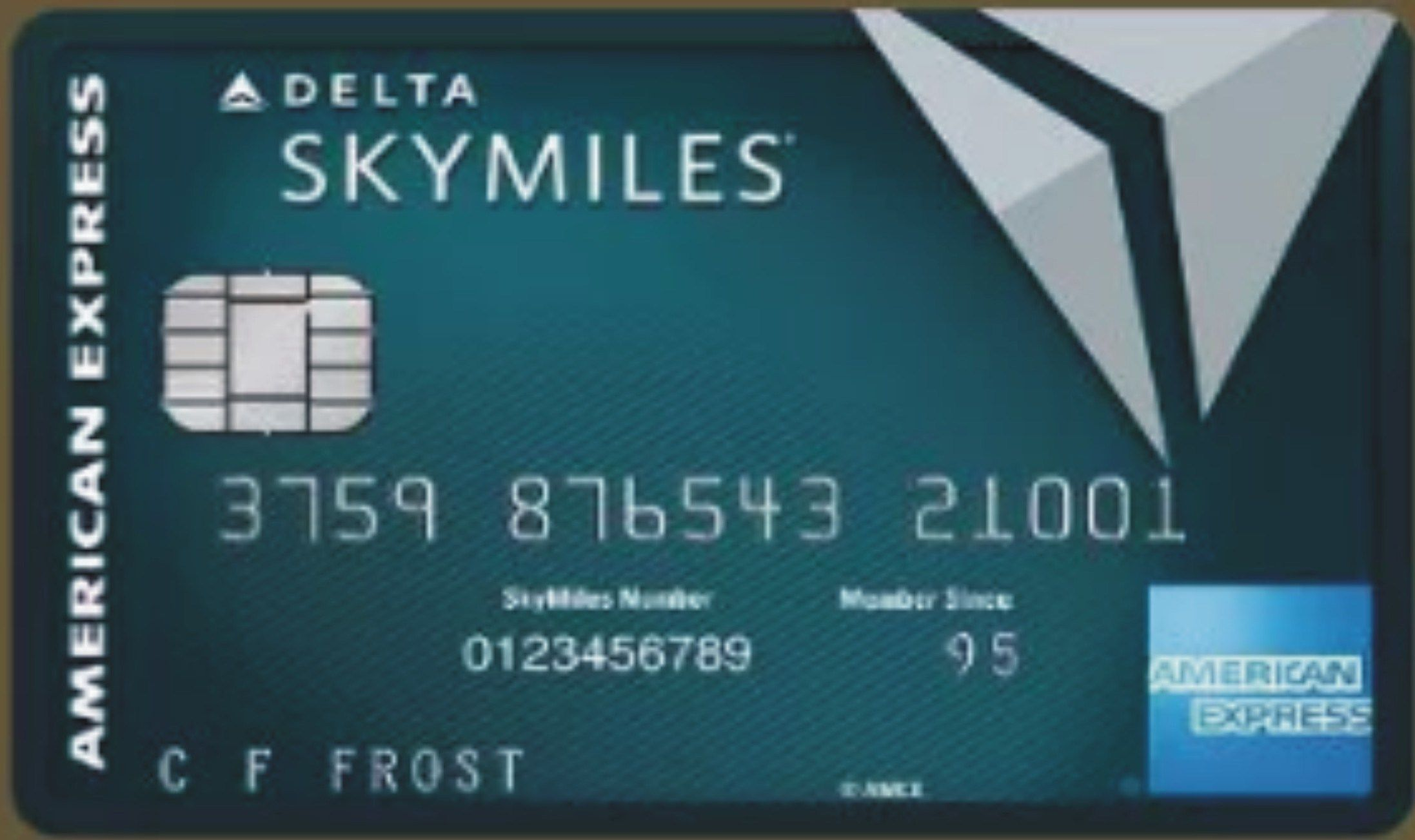 Delta Reserve Credit Card From American Express Review Bank
