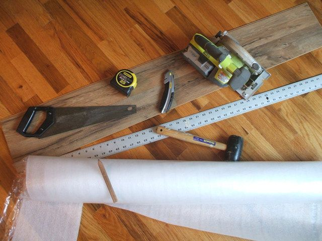 Do It Yourself Laminate Flooring Lay Laminate Flooring In One Day