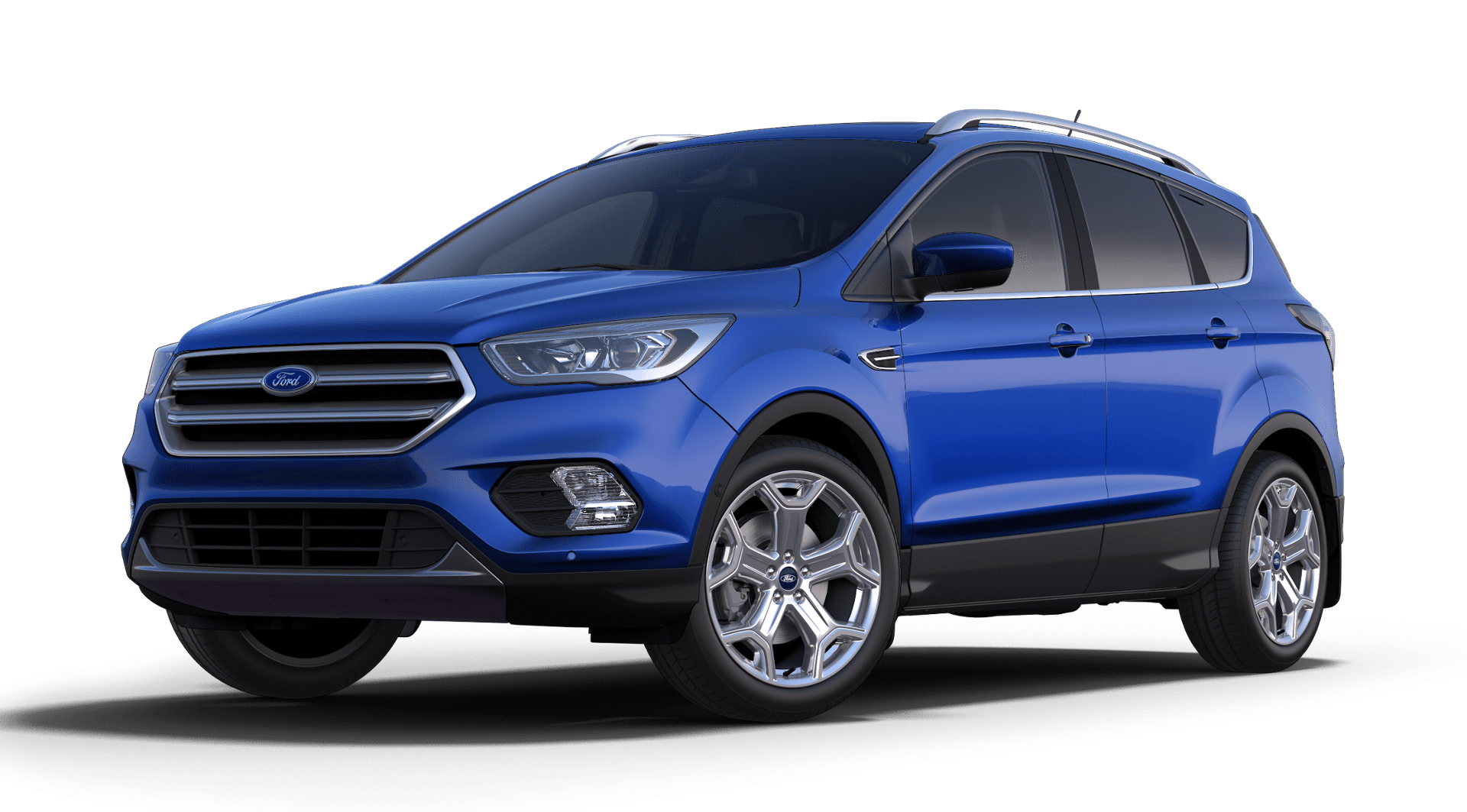 Exterior View Of 2019 Escape Ford Escape Ford Hybrid Car