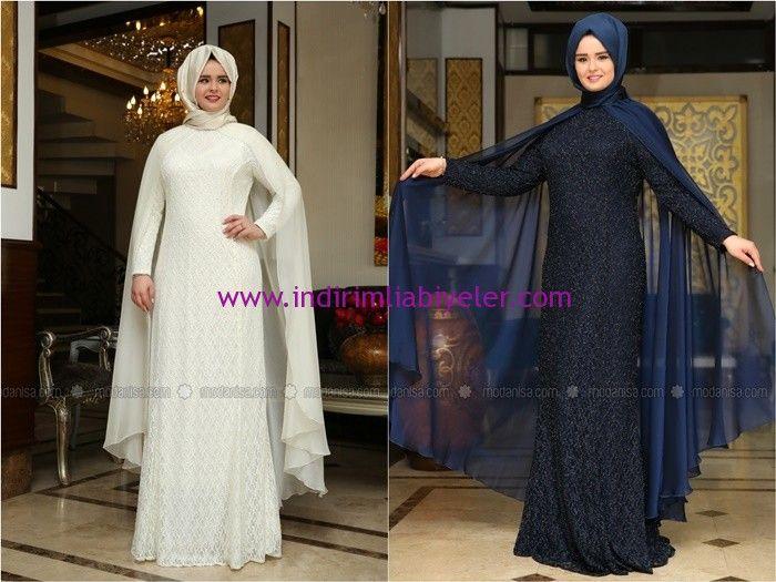 Saliha Buyuk Beden Tesettur Abiyeler Moda Stilleri Elbiseler Elbise