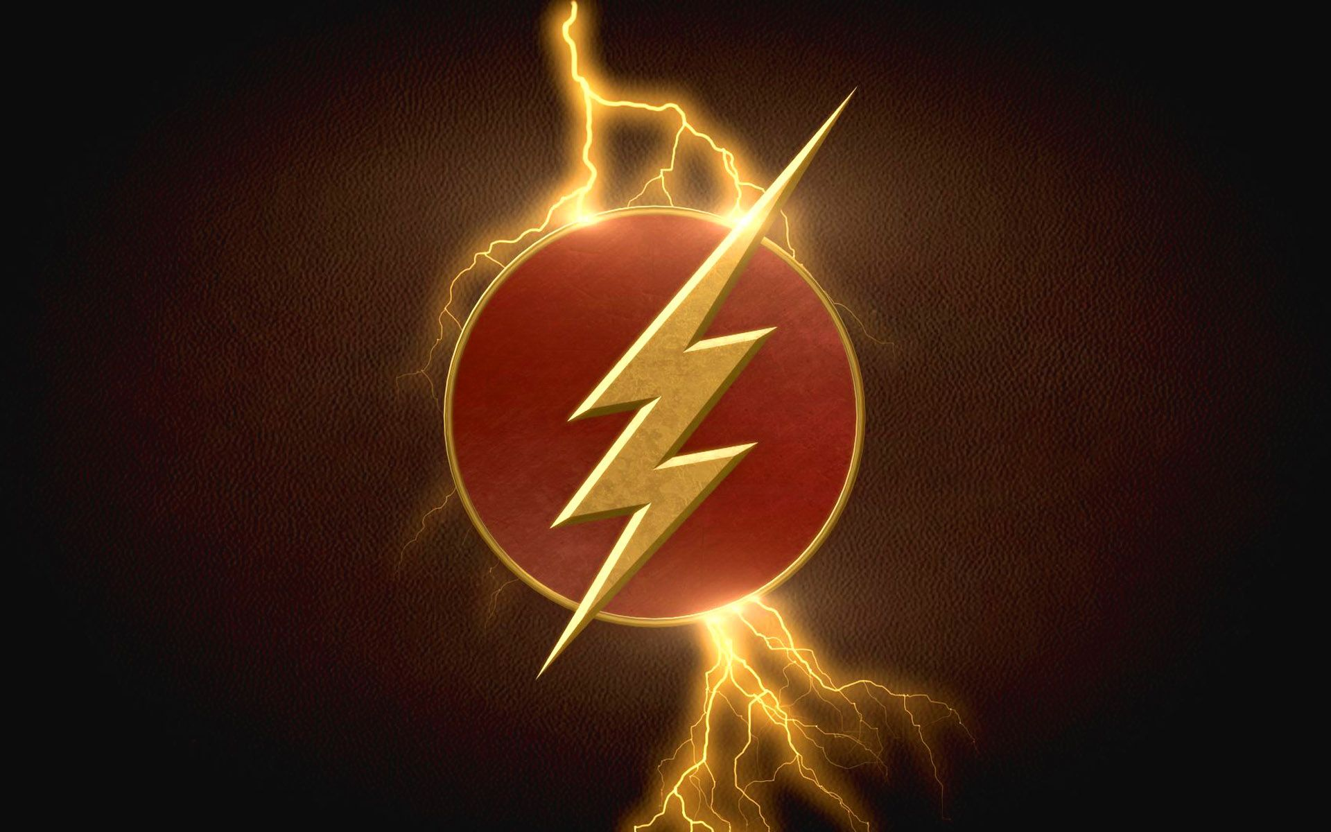 The Flash CW Logo Wallpaper   Projects to Try   Pinterest ...