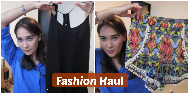 Fashion Haul / Carla Calvo