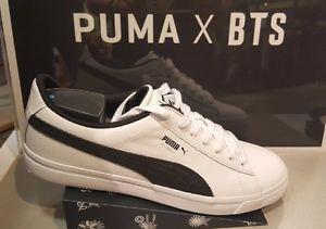 daef35484de6 Bangtan-Boys-Puma-X-BTS -Tribunal-Estrella-Zapatillas-Tarjeta-con-fotografía-con-Caja-Original -Oficial