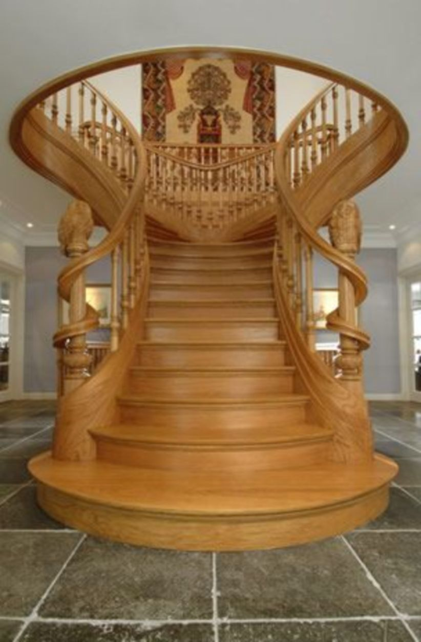 Best 50 Iinspiring Staircase Style You Will Love Beautiful 400 x 300