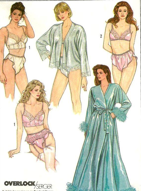 Simplicity lingerie patterns
