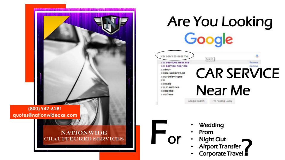 Pin by Nationwide Car on Car Service Near Me Corporate