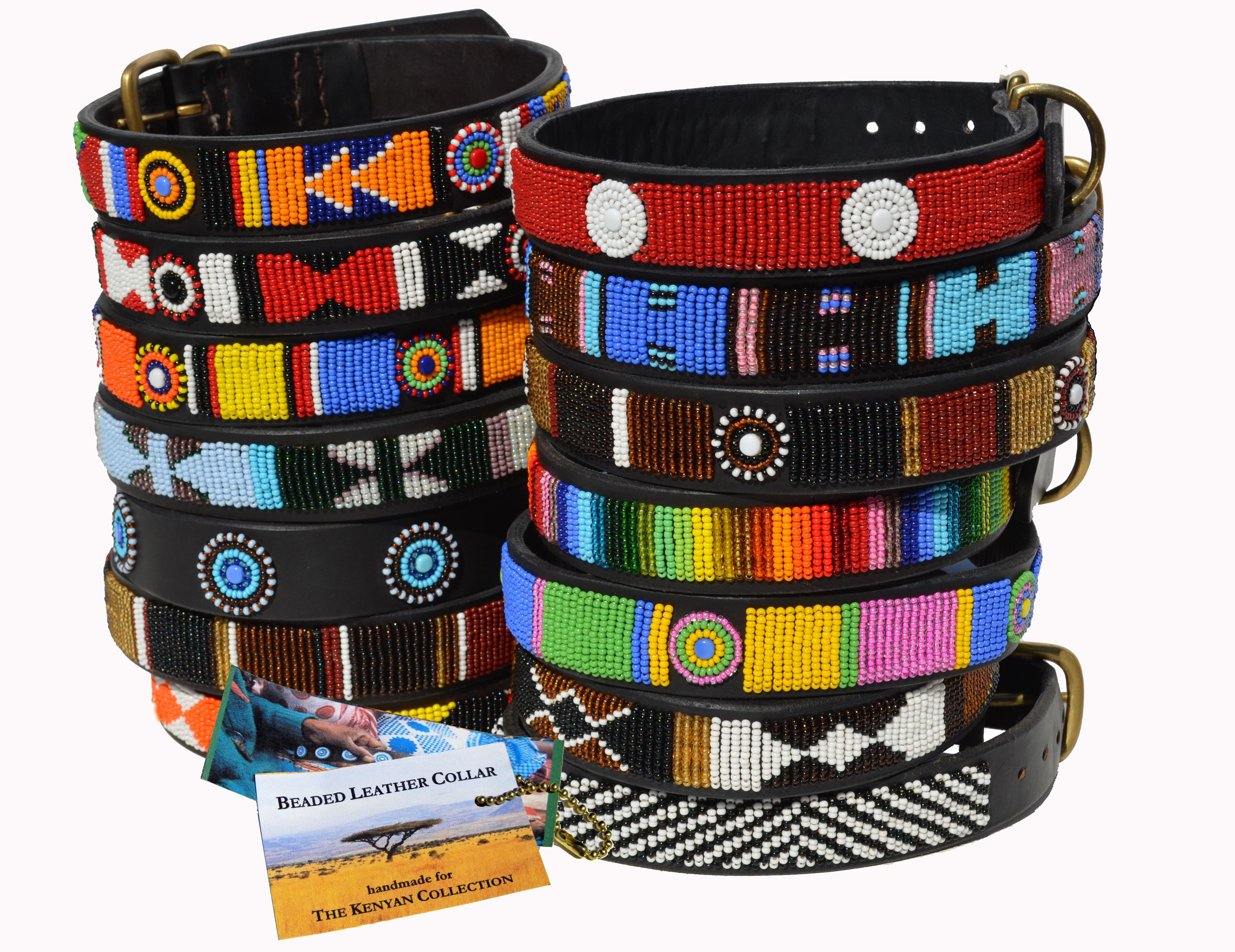 Need A Wardrobe Of These Collars Bracelets Belts From The