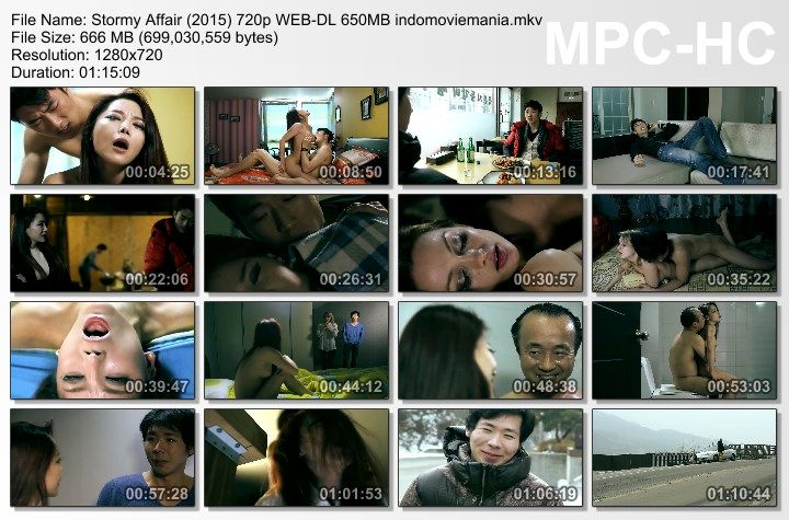 Film Semi 18+ Stormy Affair (2015) BluRay Subtitle English Indonesia