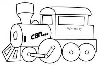 I Think I Can I Think I Can Easy Coloring Pages Train Coloring