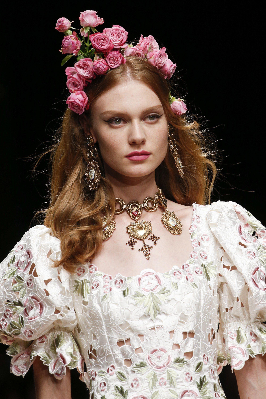Dolce \u0026 Gabbana Spring 2019 Ready,to,Wear Fashion Show