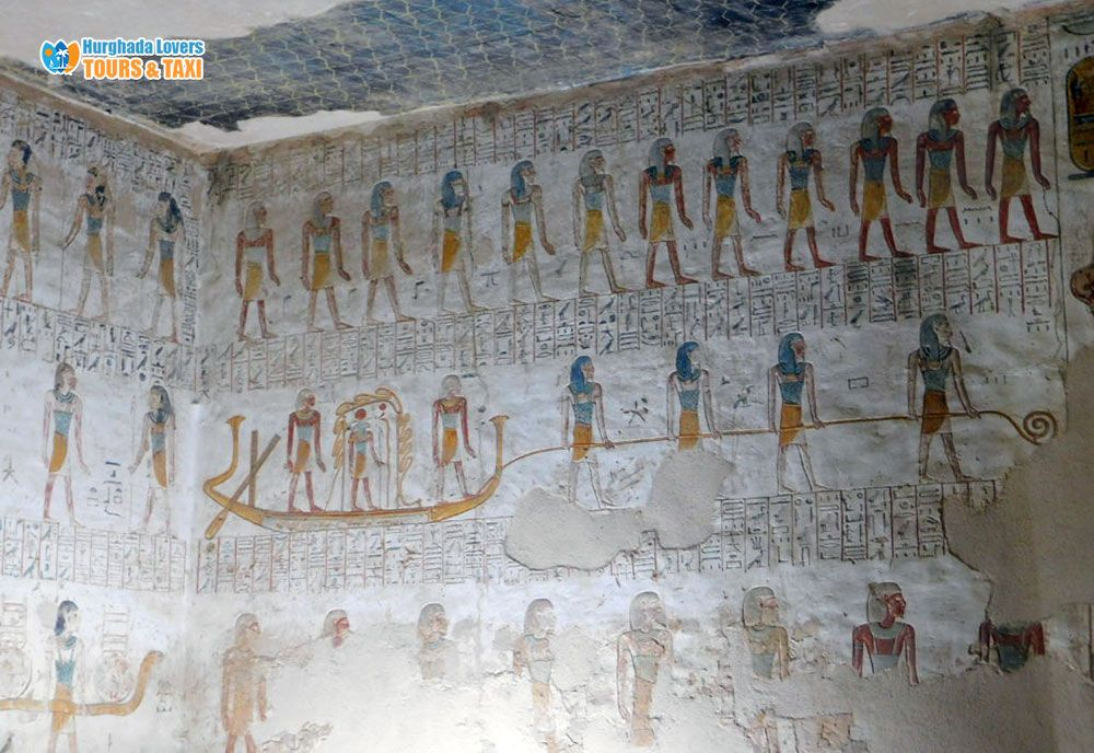 Merneptah Tomb Kv8 Facts In The Valley Of The Kings Luxor Ancient Egypt Discover History Tombs Of The Pharaoh Merenptah Valley Of The Kings Egypt Travel Egypt