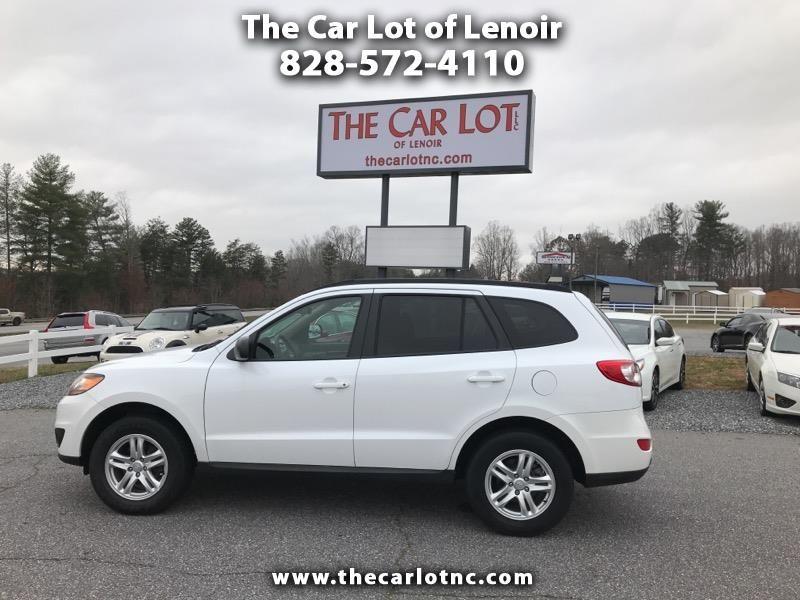 Car Lots In Lenoir Nc >> Used 2011 Hyundai Santa Fe Awd 4dr V6 Auto Gls For Sale In