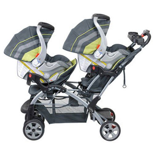 Baby Trend Flex Loc Car Seat Compatible Strollers Twin Strollers Infants Baby Trend Double Stroller Twin Strollers