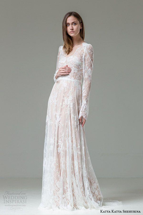 994b4749c3 Katya Katya Shehurina Wedding Dresses — Feather Bridal Collection ...