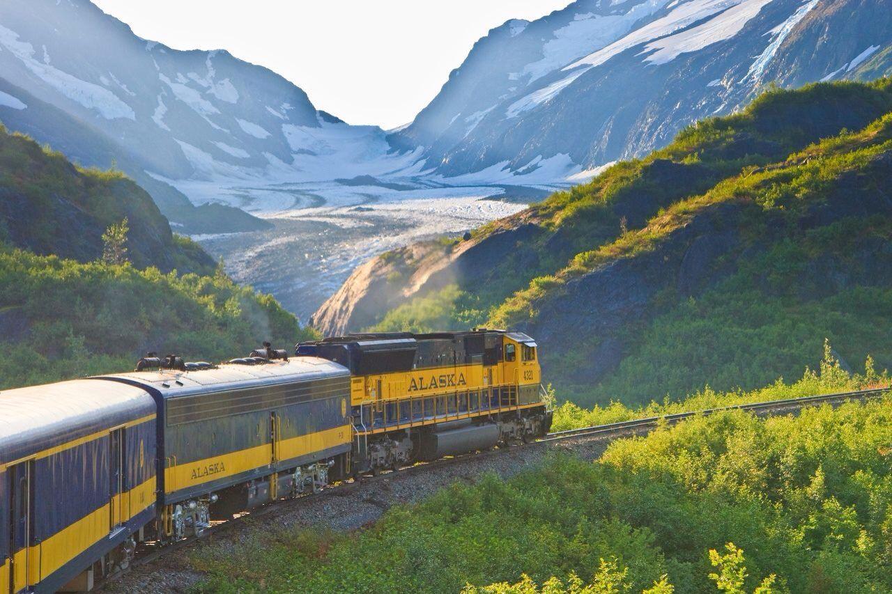 Denali National Park via Alaska Railway