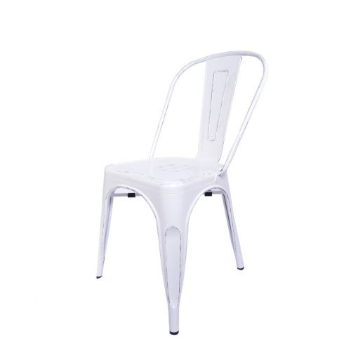 Amazing Xavier Pauchard Tolix Chair Vintage White. MDM Furniture Offers The Xavier  Pauchard Tolix Chairs With