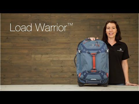 The Load Warrior™ International Carry-On is a compact gear bag for  travelers with 3a42157915367