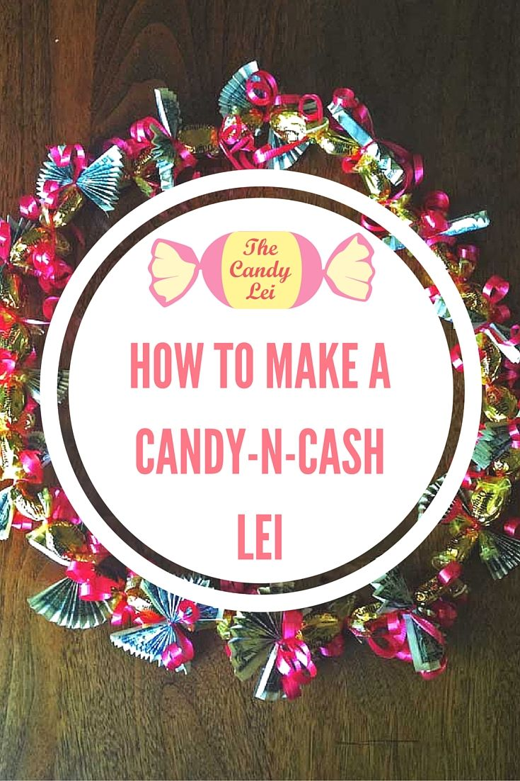 Money Leis For Graduation Diy Origami Flowers