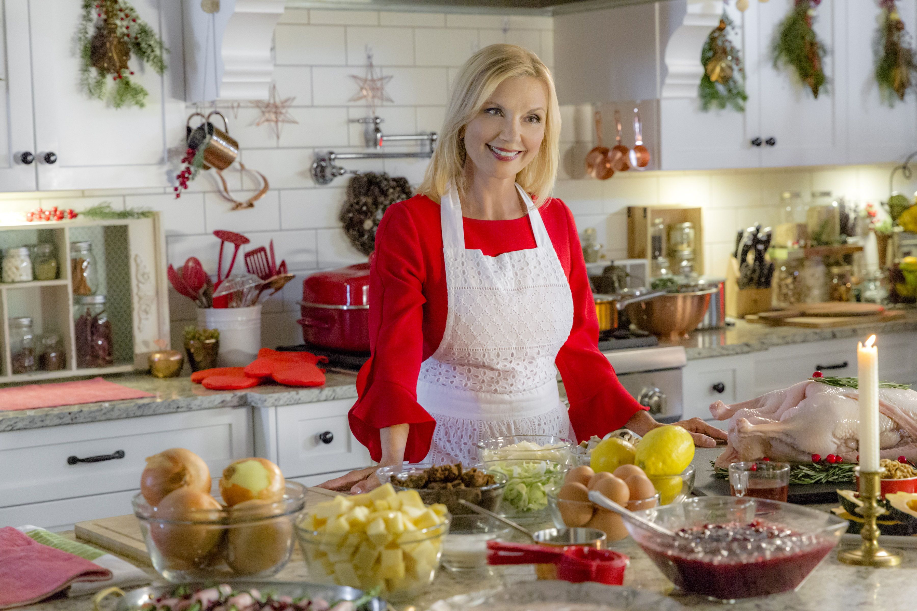 """Check out photos from the Hallmark Channel movie """"Road to"""