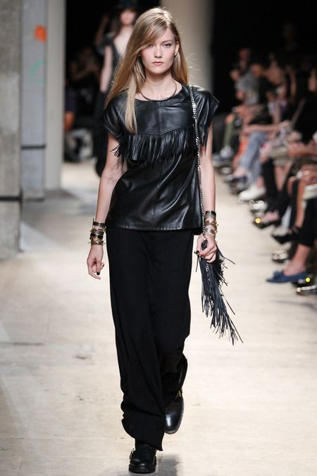 Zadig & Voltaire Spring 2014 Ready-to-Wear Collection