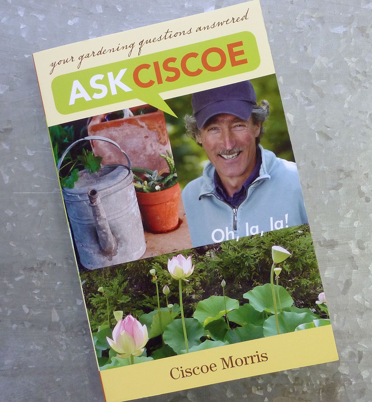 3506a7a55a1e27f6506741bb3cb970b8 - Ask Ciscoe Oh La La Your Gardening Questions Answered