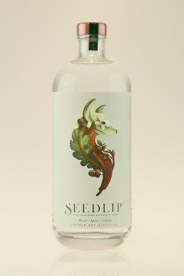 SEEDLIP WOOD SPICE CITRUS (ALKOHOLFRI)