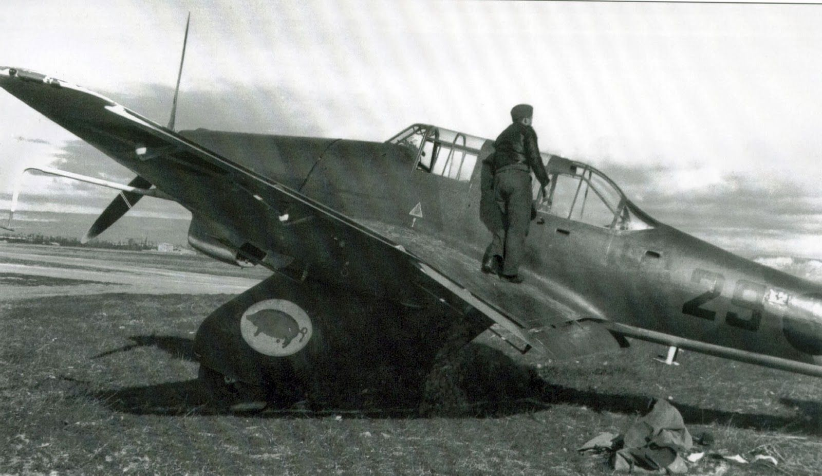 Pin auf Junker Ju 87 Stuka