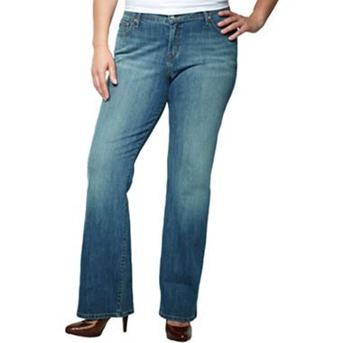 Levi's® 580™ Defined Waist Bootcut Jeans -   jcpenney
