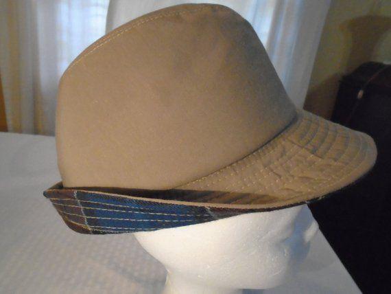 25cf3a53b27 Vintage Eddie Bauer Hat   Mens Hat   Fishing Hat   Camping Hat   Retro Hat    Size medium hat   Hat