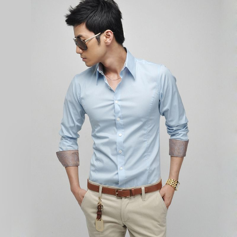 Business casual attire for men summer that 39 s what i like for Black shirt business casual