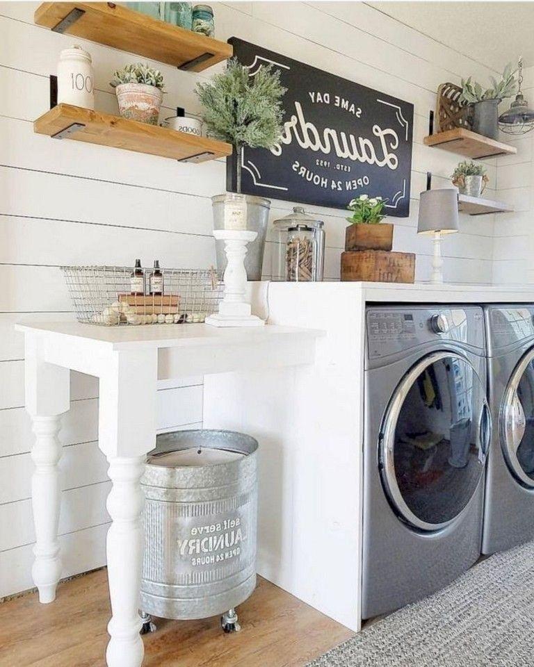 Photo of 38 Fantastic DIY Laundry Room Design Ideas – Homiku.com