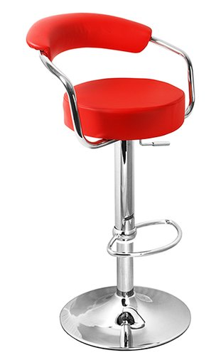 Awesome Lamboro Zenith Height Adjustable Bar Stool Products In Unemploymentrelief Wooden Chair Designs For Living Room Unemploymentrelieforg