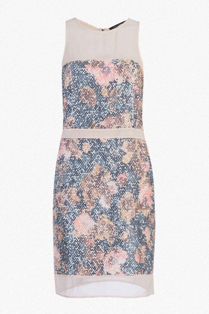 60820ea7eec Adeline Dream Floral Sequin Dress | Dresses | French Connection Usa ...