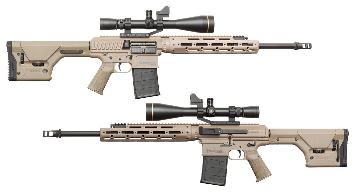Remington R11 Rsass Semi Automatic Sniper System By Scarlighter 1