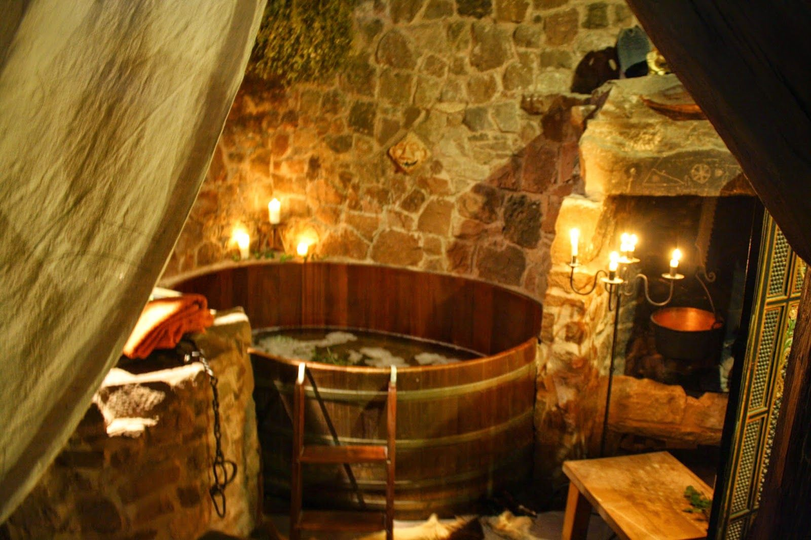 Medieval Castle Bathrooms Pin by Wendy Tyger on ...