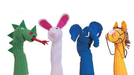 Sock Puppet Craft + 6 other ways to reuse old socks