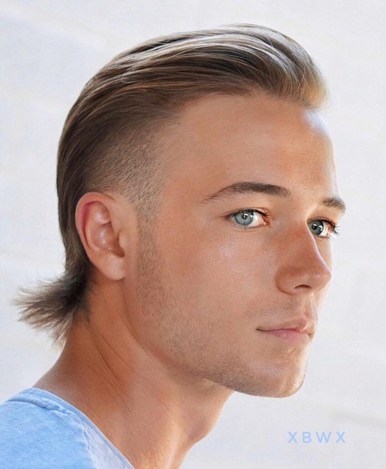 The Mullet Haircut Men S Hairstyle Trends Mullet Hairstyle Mullet Haircut Haircuts For Men