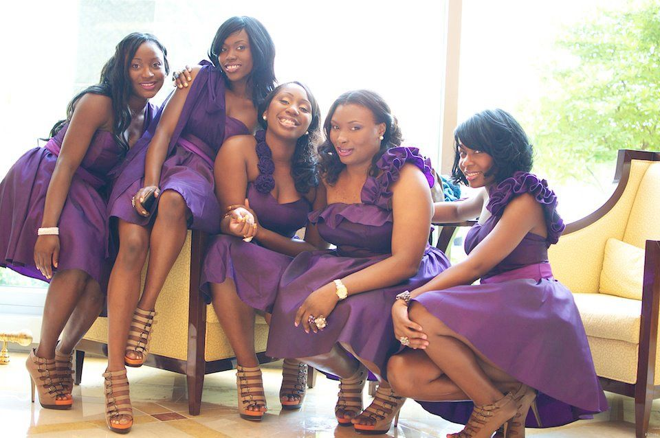 African Sweetheart: Weddings: Help! What Colour Should My ...