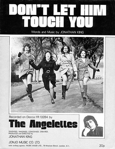 The Angelettes.