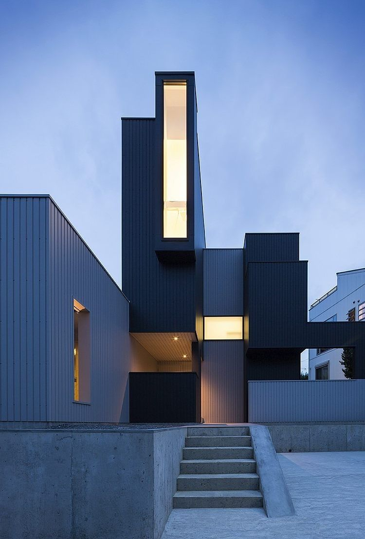 Scape House by Form  Kouichi Kimura Architects