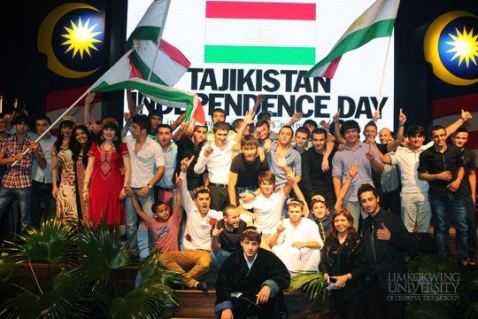 Tajikistan Independence Day Celebration 2012